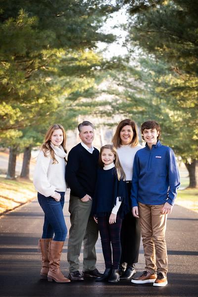 Coupe Family Portraits 2020
