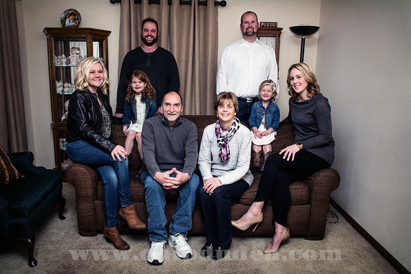 David and Jen Morford Family