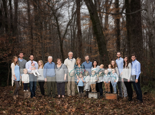 Douthit Family PROOFS 2017