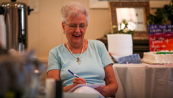 Photos from the Elser 60th Wedding Anniversary on June 14th, 2014.