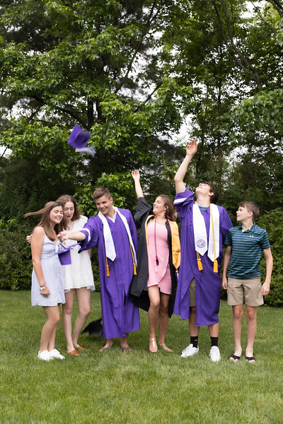 Harth Hussin 2021 Graduation