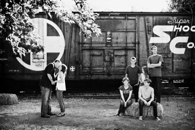 hawkes family B&W004