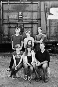 hawkes family B&W003