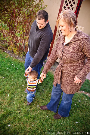 James, Darlene, and Hudson 7