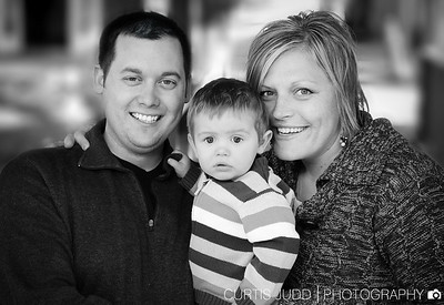 James, Darlene, and Hudson 17