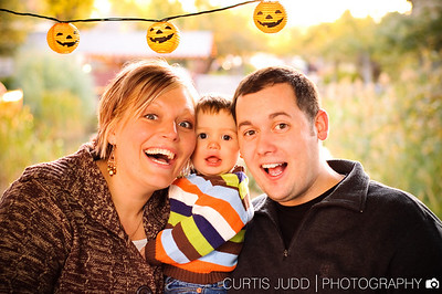 James, Darlene, and Hudson 11