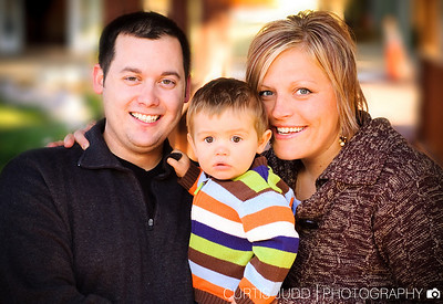 James, Darlene, and Hudson 18