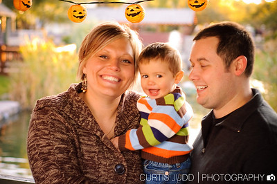 James, Darlene, and Hudson 10