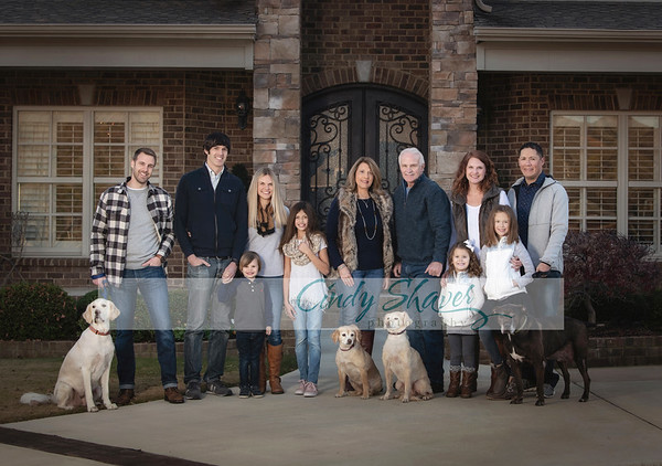 Janice Embrey Family
