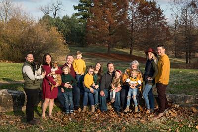 Keeler Bateman Family 2020 Print 001