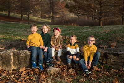 Keeler Bateman Family 2020 Print 003