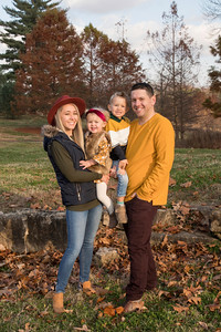 Keeler Bateman Family 2020 Print 007