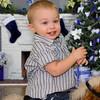 PB125675 Fireplace-Christmas-Blue