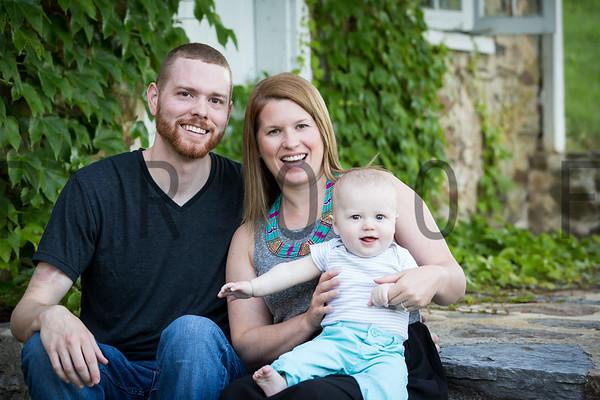 Korpel Family Portraits