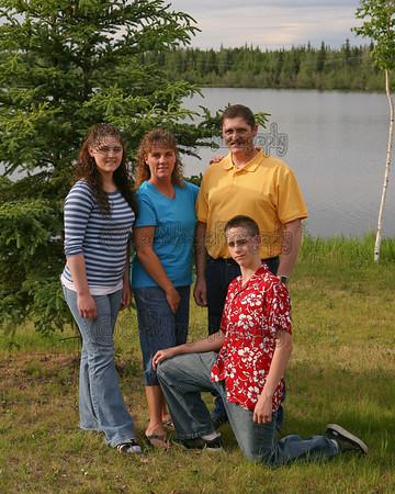 Martin Family June 5, 2007
