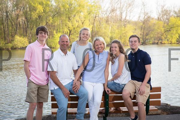 Mink Family Portraits
