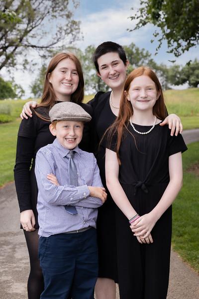 ORourke Cummings Family Portraits