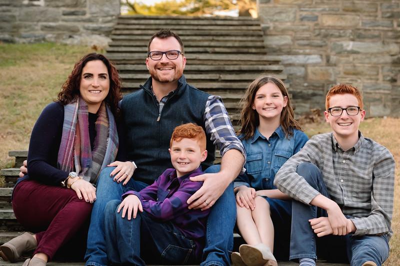 Owen Family Portraits 2019