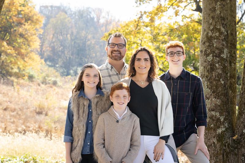 Owen Family Portraits 2020