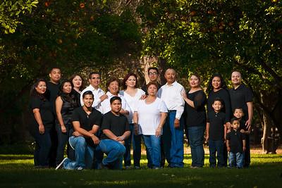 Rivera Family - March 2015
