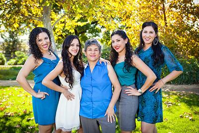 Sanchez Family - 2011
