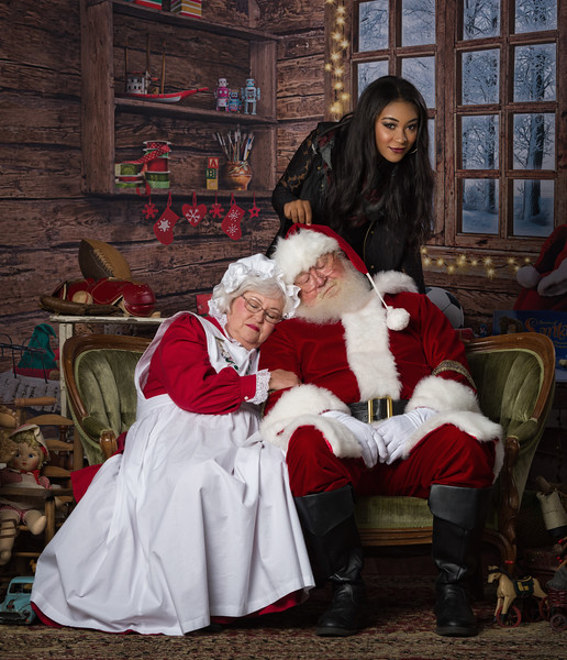 Santa - Charity Shoot