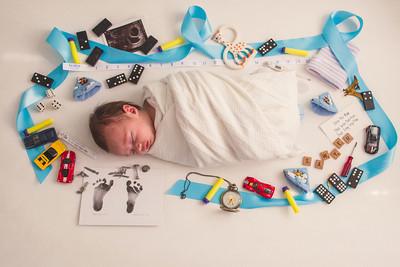 Sawyer Wilson Newborn 040