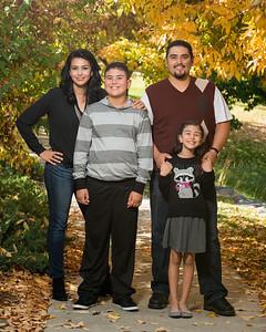 Silva Family 2015