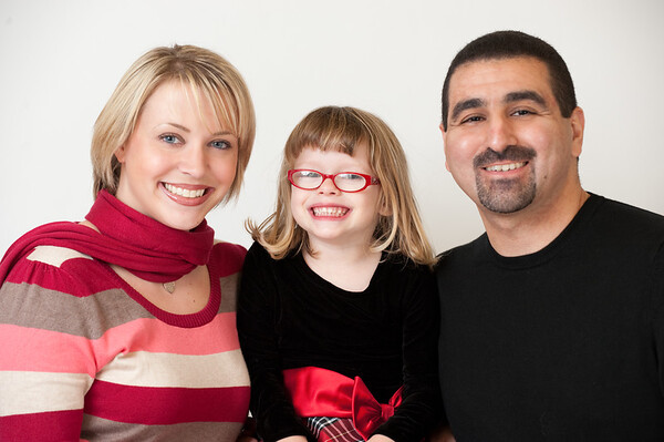Sophia, Jessica, and Omid