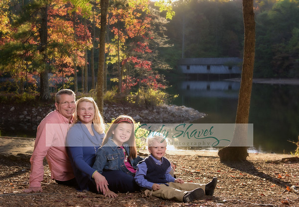 Spearing Family Fall 16