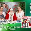 Christmas Blessings green