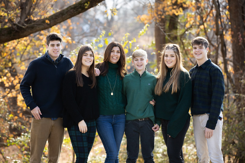 T Costello Family Portraits 2020
