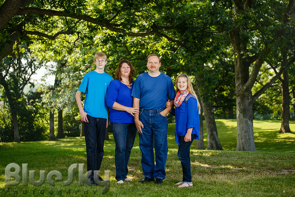 The Albrecht Family