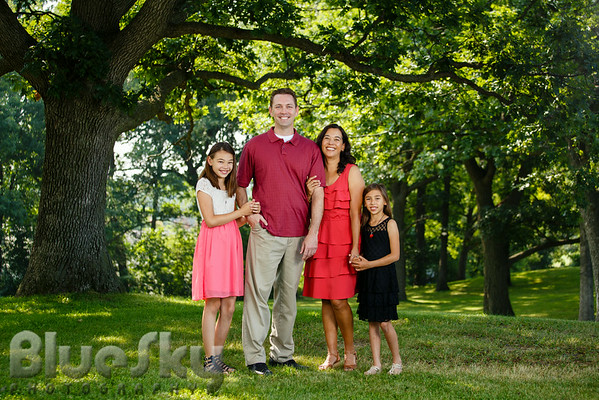 The Cederholm Family