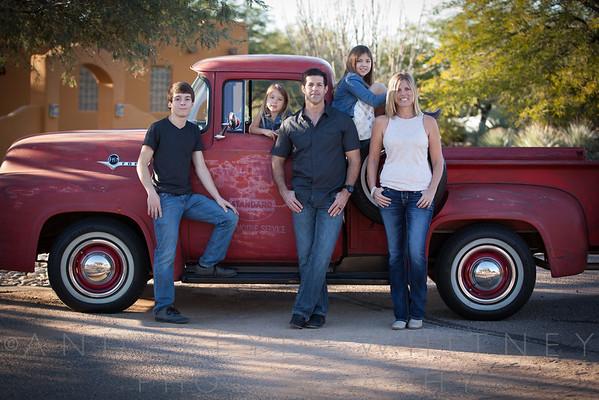 The Howard Family - Nov 2015