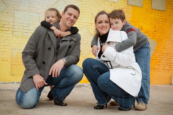 The Hughes Family - Nov 2011