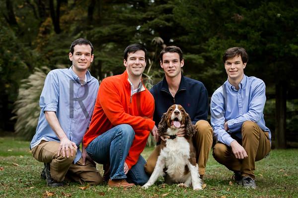 Walsh Family Portraits
