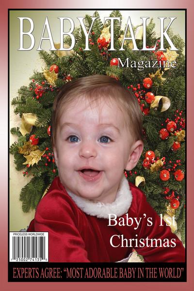 BABY TALK 4x6