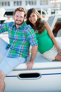 Will & Casie [Coronado, California maternity] 004