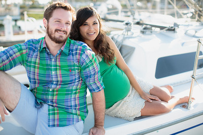 Will & Casie [Coronado, California maternity] 020