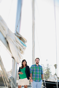 Will & Casie [Coronado, California maternity] 016