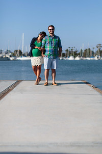 Will & Casie [Coronado, California maternity] 006