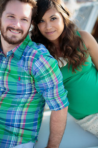 Will & Casie [Coronado, California maternity] 003