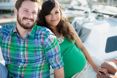 Will & Casie [Coronado, California maternity] 019