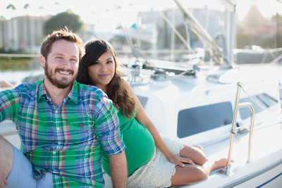Will & Casie [Coronado, California maternity] 021