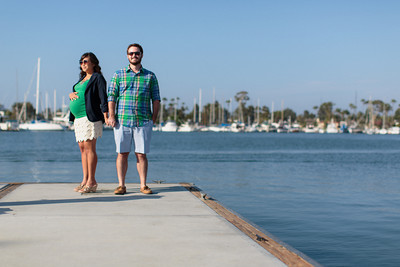 Will & Casie [Coronado, California maternity] 010