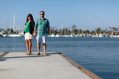 Will & Casie [Coronado, California maternity] 011
