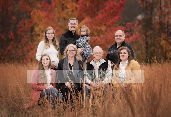 Woodard Family Fall 15