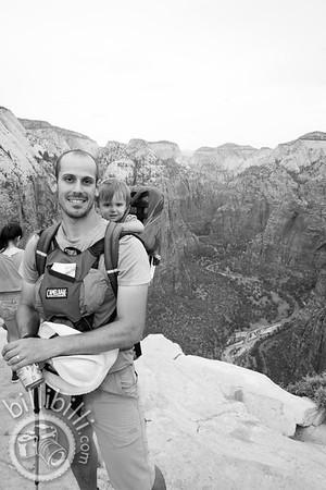 Tartakoff's Family Photos at Zion National Park