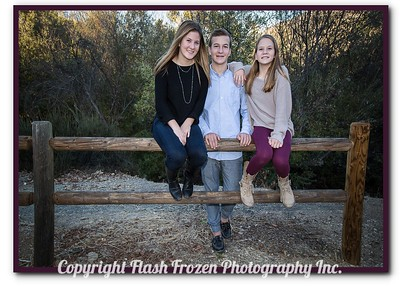 Saffell Christmas Card Front 2014